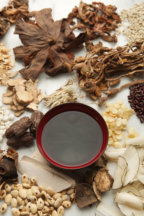 traditional chinese medicine healthy options