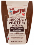 Chocolate Protein Powder Nutritional Booster Bob's Red Mill