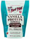 Bob's Red Mill Vanilla Protein Powder Nutritional Booster