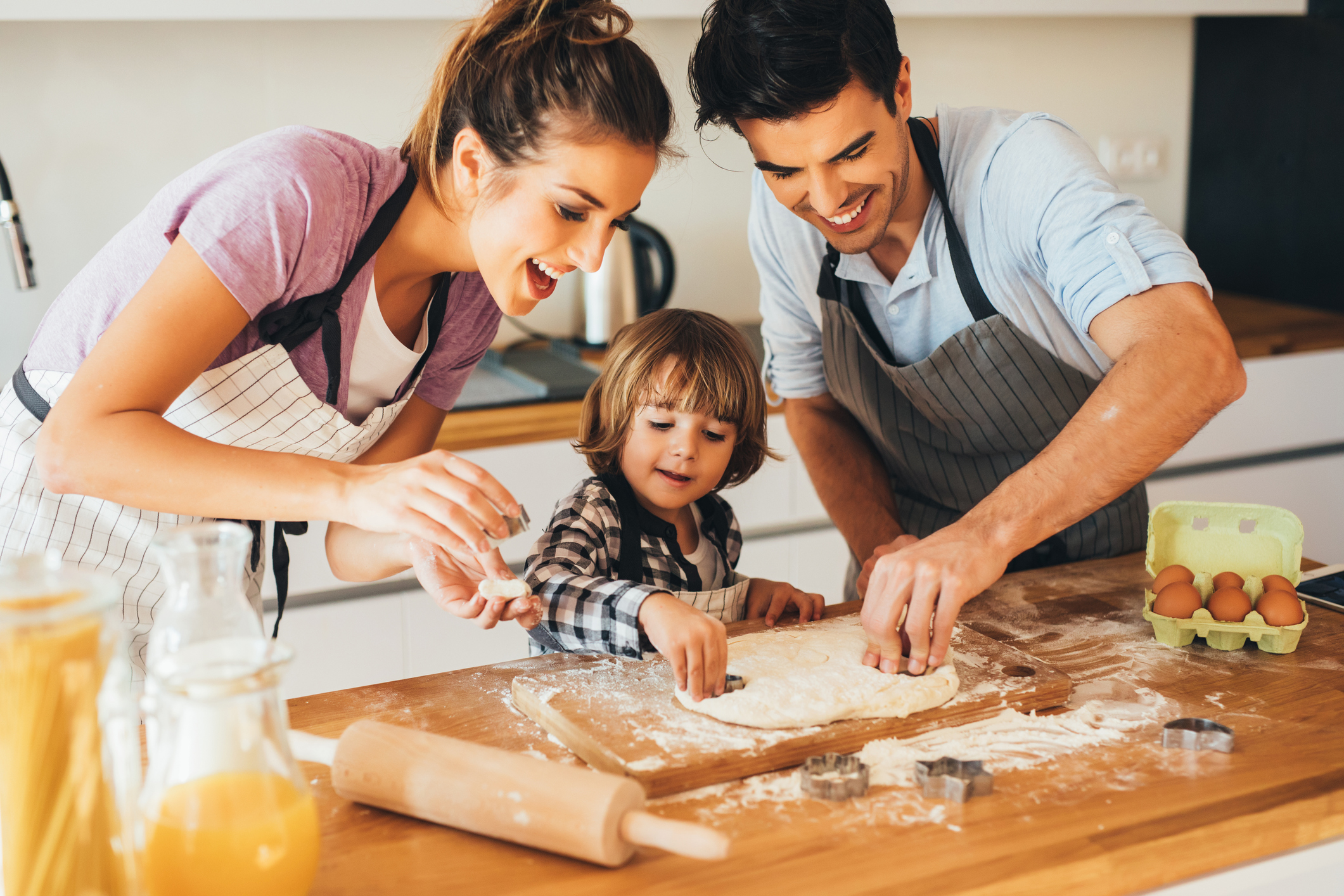 8 Reasons Why People Love Baking - News Digest | Healthy Options
