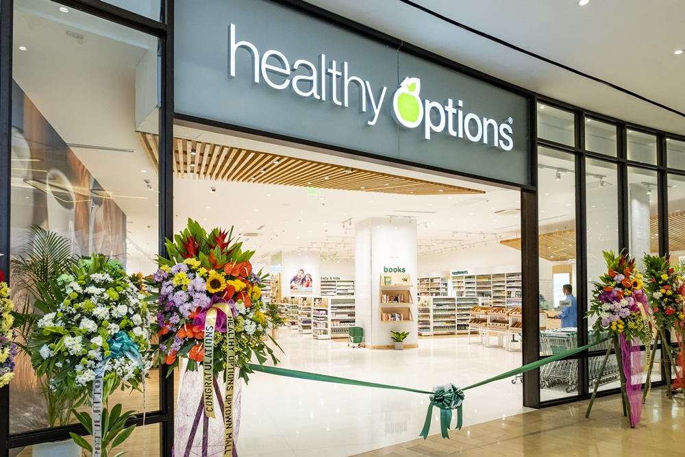 healthy options uptown mall bgc taguig