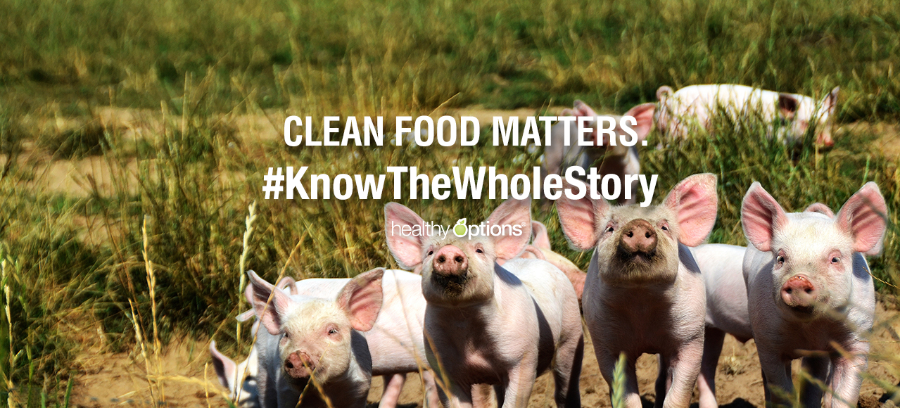 Clean Food Matters.. #KnowTheWholeStory