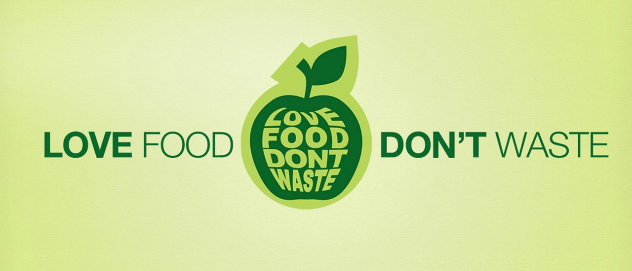 Love food. Don\'t waste.