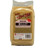 Bob's Red Mill Hulled Millet 28 Ounce