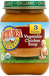 Earth's Best Organic Vegetable Chicken Soup