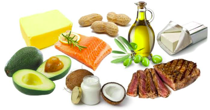 healthy options ketogenic diet