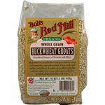 Bob's Red Mill Buckwheat Groats 16 Ounce