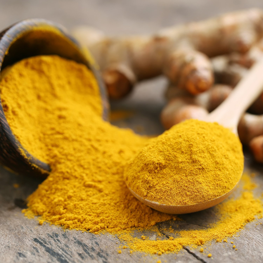 Turmeric in Personal Care Products