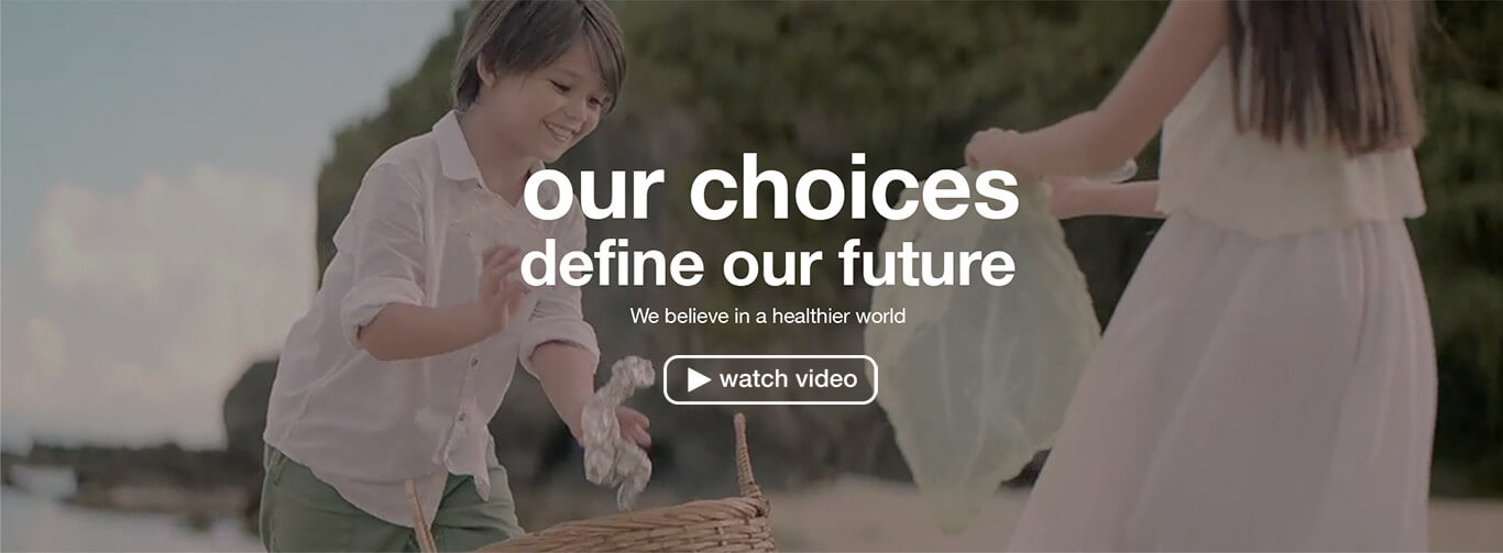 our choices define our future