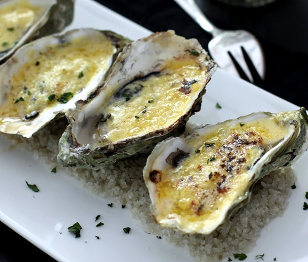 how to store live oysters at home